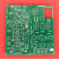 VCFive multimode filter - PCB