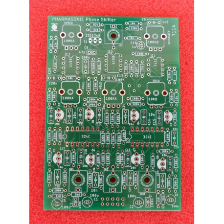 SYS-700 Phase Shifter 711 - PCB