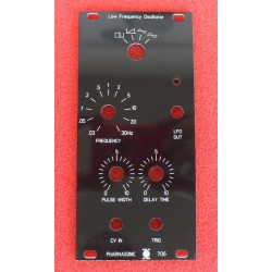 SYS-700 LFO 706 - front panel