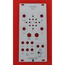 Digisound VCDO Euro - front panel