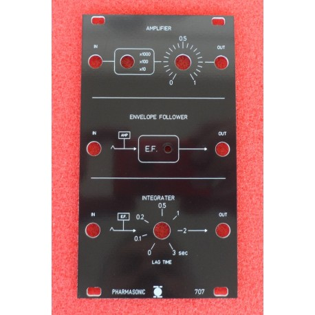 SYS-700 707 - front panel