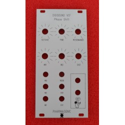 Digisound VCF PS Euro - front panel