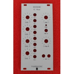 Digisound VC Mixer Euro - front panel