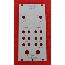 Digisound Dual VCA Euro - front panel
