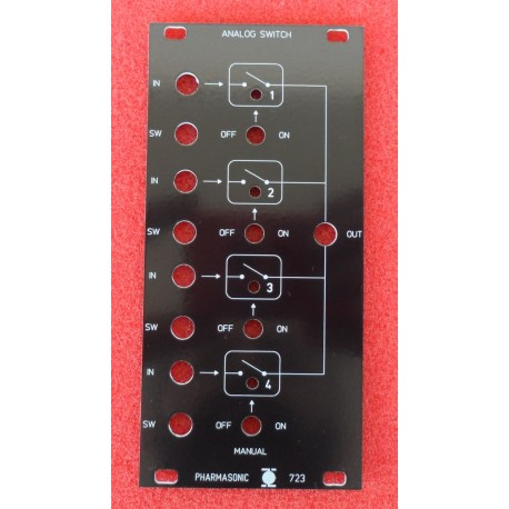 SYS-700 723 - front panel