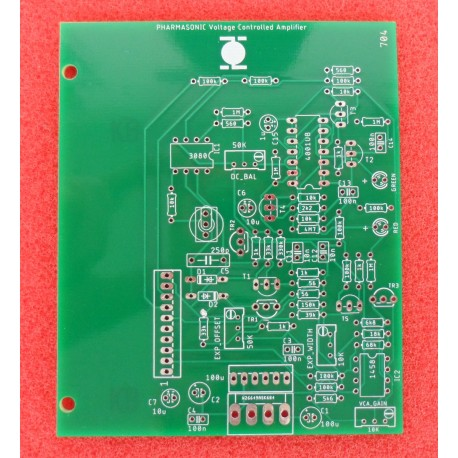 SYS-700 VCA 704 - PCB