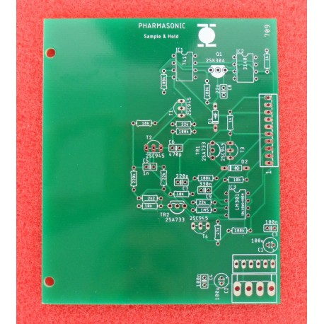 SYS-700 S&H 709 - PCB