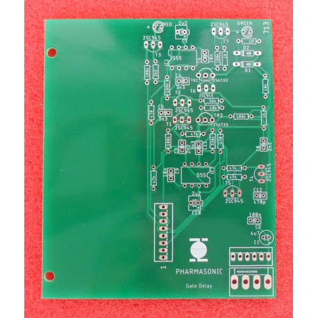 SYS-700 Gate Delay 713 - PCB